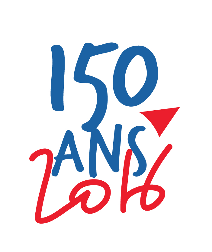 Logo LIGUE 150 ANS LABEL